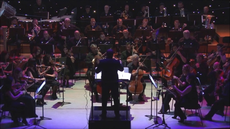 P. Tchaikovsky - Nutcracker' - Armenian National Philharmonic Orchestra - Cond. David Marukhian