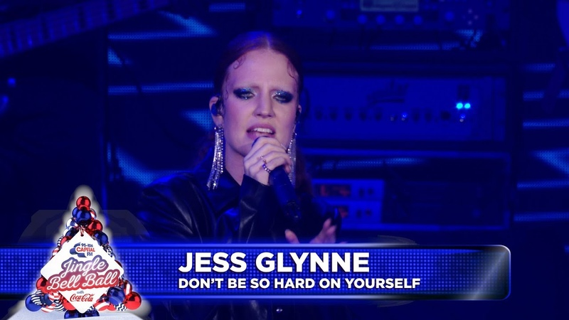 Jess Glynne - 'Don't Be So Hard On Yourself' (Live at Capital's Jingle Bell Ball)