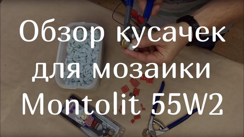Обзор кусачек для мозаики Montolit 55w2