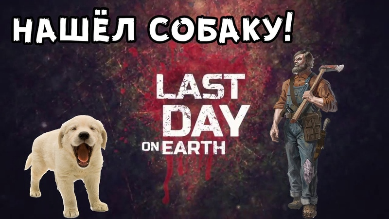 Last Day on Earth Survival 'НАШЁЛ СОБАКУ '