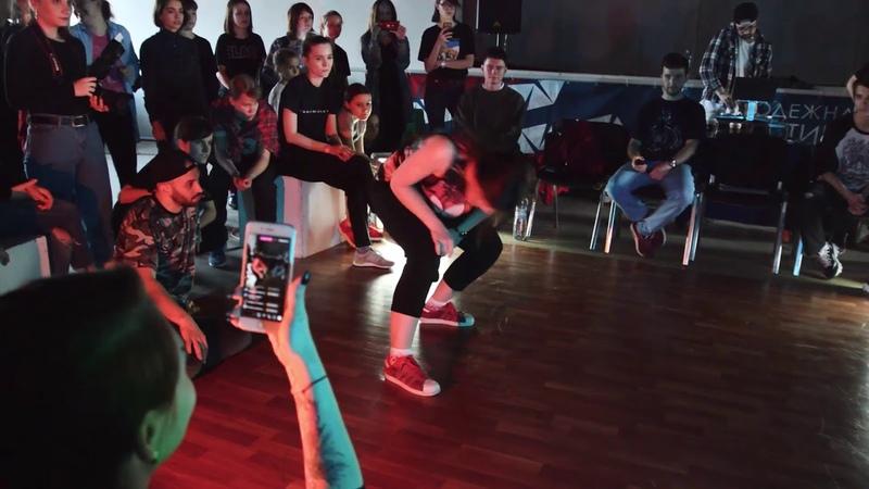 Ученические баттлы 2019 / House (судейский) / Танцевальная студия Under Stand