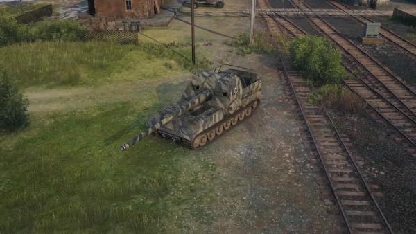 World of Tanks Арта попадёт в вас без засвета и не только Ворлд оф лайфхакс 20