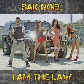 Sak Noel альбом I Am The Law