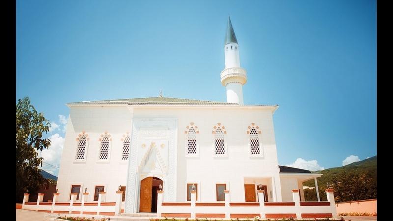 Возрождая прошлое. Мечеть села КОРБЕК (Изобильное)