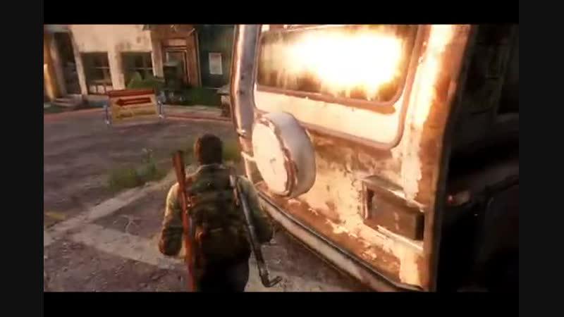 Last Of Us обзор игры на playstation 3.Сониблядское говнище.Рэп - говно,пк - параша.Лишь Абдуль спасенье наше!