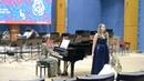Асеева Анастасия Фестиваль русской музыки Большой Сербия 2018 г