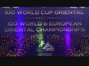 IDO EUROPEAN FOLK ORIENTAL CHAMPIONSHIP final Primak Liliya