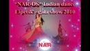 Chalak Chalak Devdas *NAR DS* Indian dance Lipetsk gala show 2010 ॐ Shiva ॐ Z U