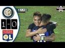 Inter vs Olympique Lyon 1 0 Resume Highlights ICC 2018