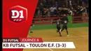J8 Kremlin Bicetre United Toulon Elite Futsal 3 3