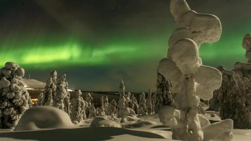 Aurora Borealis Season 2015 - 2016 4K_Trim