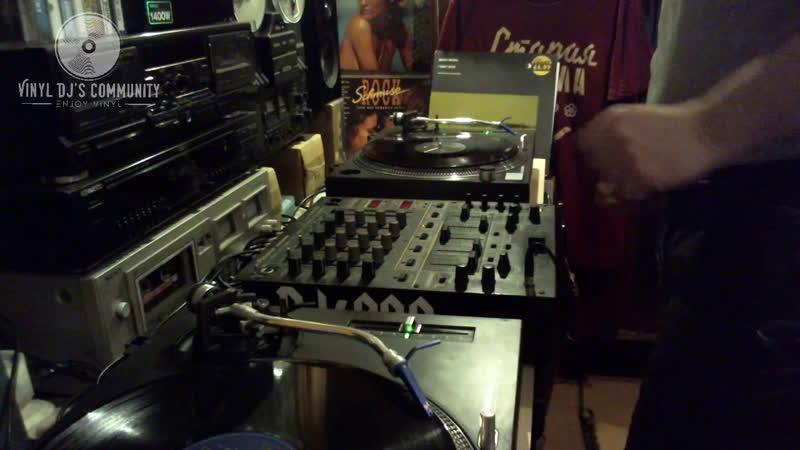 DJ ONEGIN HOME VINYL LIVE MIX 24.02.2019