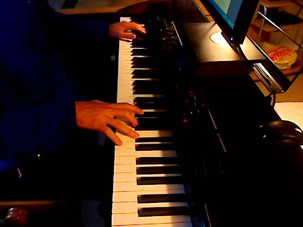 Bicentennial Man - The Gift of Mortality (Piano Cover; comp. by James Horner)