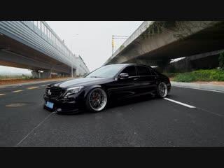BM™♕ - Mercedes Benz W222 Stance Nation