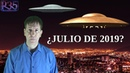 ¿HABRÁ CONTACTO MASIVO CON ALIENS EL PROXIMO MES DE JULIO