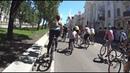 Велодно в Чернигове Велодень 2018