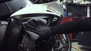 Motorcycle Cleaner Polish in action by IPONE Careline