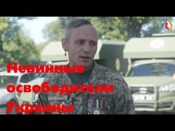 Воскобойников. Невинные освободители Украины