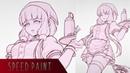 Maika - Blend-S Fanart (Part1)