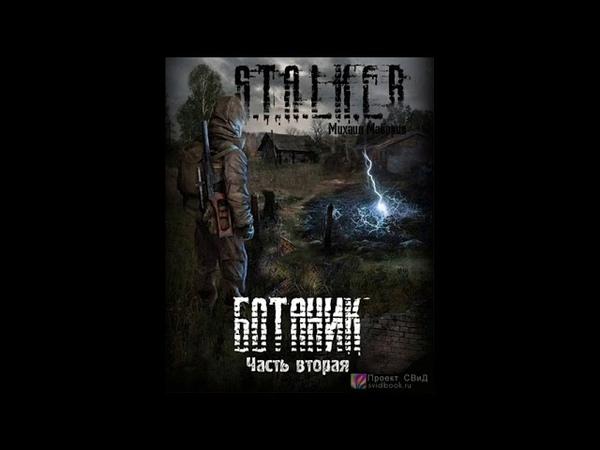 S.T.A.L.K.E.R. Ботаник 2 (аудиокнига) Михаил Майоров