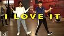 I LOVE IT - Kanye West Lil Pump Dance | Matt Steffanina Josh Killacky