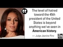 Judge Jeanine Pirro Lets agree to disagree Whoopi FISA docs Just released.
