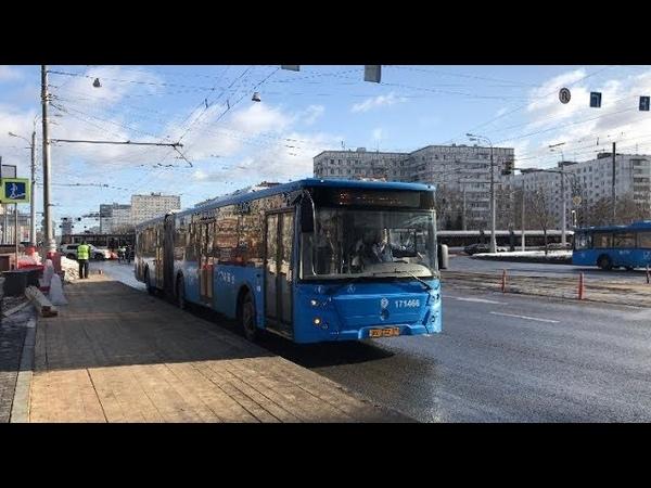 Закрытие участка Комсомольская Бульвар Рокоссовского