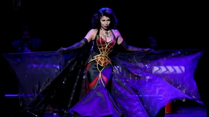Lou Lou la Duchesse de Rière - Queen of Burlesque - 2018 New Orleans Burlesque Festival