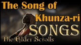 ESO Songs Elsweyr - The Song of Khunzar-ri