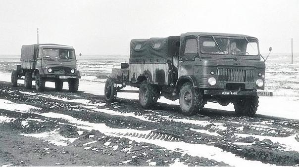 Как ГАЗ-66 на обе лопатки Mercedes положил История отечественного автопрома – это не только путь оригинальных решений, но и хронология заимствований. Удачных, неудачных и уникальных, когда
