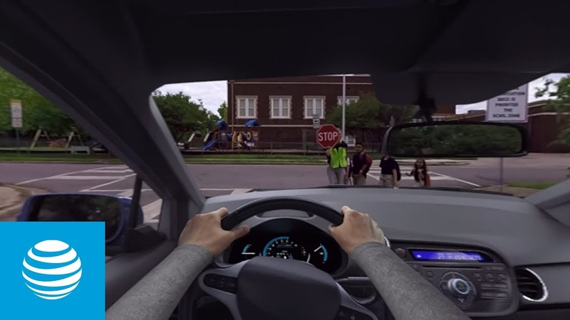 360 It Can Wait Driving Simulation | It Can Wait | ATT