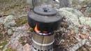 Печка-щепочница обзор и сравнения