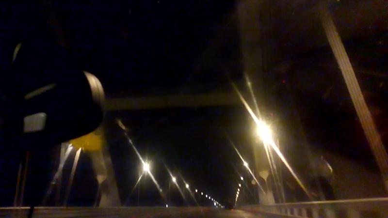 Крымский мост. Здравствуй Крым!
