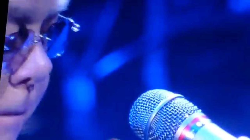 Elton John - Believe (Live in Nürnberg 2014)