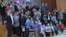 В Республиканском детском доме имени Шагита Худайбердина встретили нового члена семьи