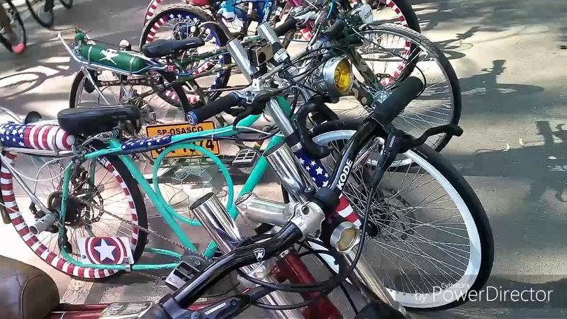 Пацаны ваще ребята Занизили велосипеды