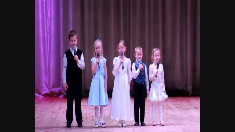 10 младшая группа ВШ п Дедовичи