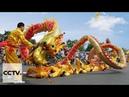 Мастерство ремесленников Серия 13 Танец соломенного дракона