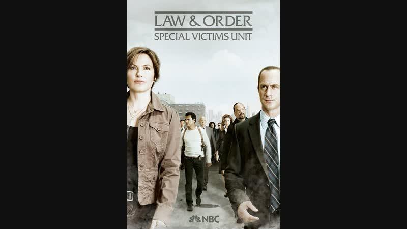 Закон и порядок._Специальный корпус_1_й_сезон_12_22_серии (триллер, драма, криминал, детектив,сериал 1999 – ...)