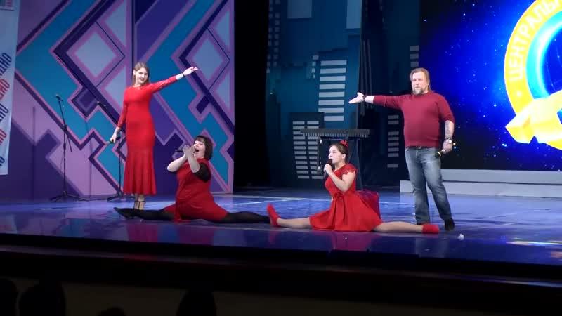Красная фурия - Музыкальный номер (КВН Лига Поволжье 2017. Финал)
