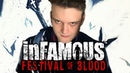 Необычное странствие вампирская сага продолжается Infamous 2 festival of anime