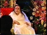 Jogwa Union Divine Power Love (Sahaja Yoga) Shri Mataji Royal Albert Hall 2001 (after Realization)