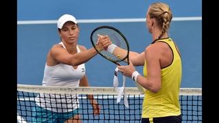 Kiki Bertens vs. Yulia Putintseva | 2019 Sydney International Quarterfinals | WTA Highlights