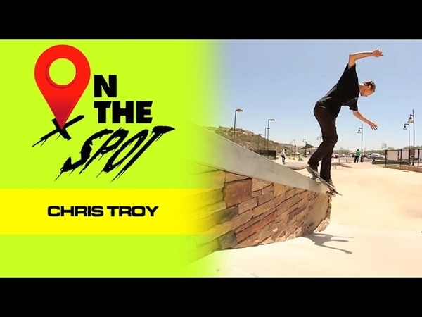 Independent Trucks On the Spot with Chris Troy