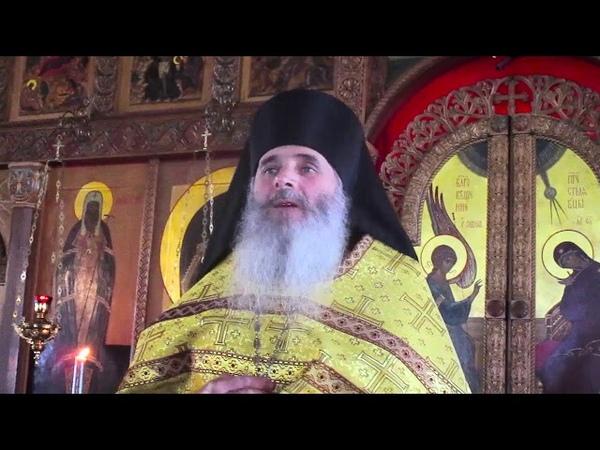 Оптина пустынь. Иеромонах Илия (Копылов) проповедь на Петра и Павла