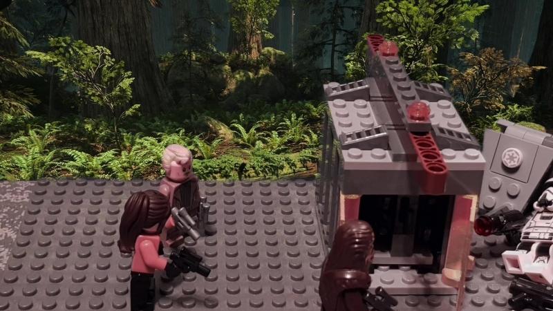 Нападение на имперский патруль