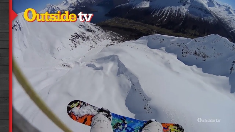 Jesse Richman's Terrifying Snowkiting Incident Pushing the Limits