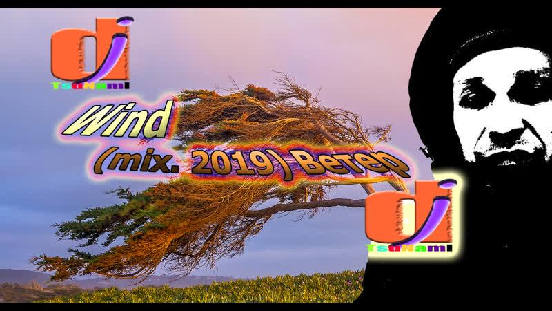 DJ TsuNamI Wind mix 2019 Ветер