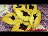 Может не такие красивые, но было вкусно -Пирожки из творожного теста с черной смородинойPatties