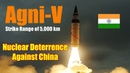 India successfully test-fires nuclear-capable Agni-5 missile